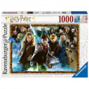 Puzzle 1000 pieces Harry Potter - friends from Hog
