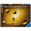 Puzzle 631 pieces Gold Crypt