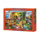 Puzzle 1000 pieces Coming to Room