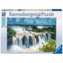 Puzzle 2000 pieces Iguazu Falls