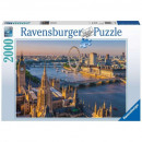 Puzzle 2000 pieces Moody London