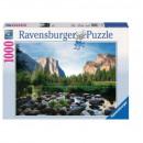 Puzzle 1000 pieces Yosemite National Park
