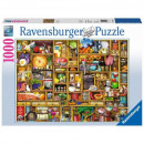 Puzzle 1000 pieces Regal in the kitchen