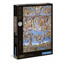 1000 pieces puzzle Museum - Ultimate Court