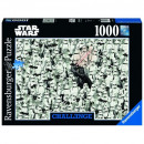 Puzzle 1000 pieces Challange, Star Wars