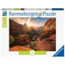 Puzzle 1000 pieces Nature 2
