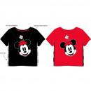 groothandel Licentie artikelen: Minnie MUIS & DaisyT-Shirt MEISJES DIS MF 52