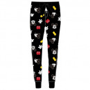 Mickey MOUSE & FRIENDS WOMEN'S PIZAM PANTS