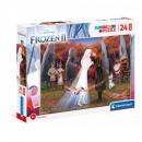 Puzzle Disneyfrozen Puzzle 24 pieces Maxi Froze