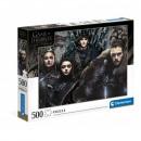 Puzzle 500 pieces Game of Thrones