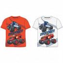 Blaze AND MONSTER MACHINES T-Shirt BOYS BMM 5