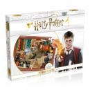Puzzle 1000 pieces Harry Potter Hogwarts