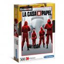 500 darab puzzle La Casa De Papel