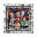 Puzzle aus 60 Teilen Frame Me Up - Toy Story 4