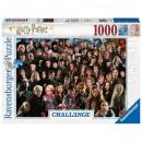 Puzzle 1000 pieces Challange Harry Potter
