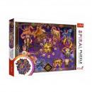 Puzzle Spiral Znaki zodiaku