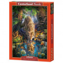 Puzzle Wolf Puzzle 1500 pieces Wolf