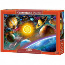 puzzle 500 pieces The solar system