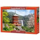 puzzle 1000 pieces Buddhist temple