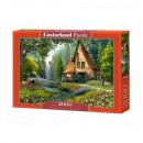 puzzle 2000 pieces Cottage