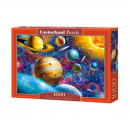 Puzzle 1000 pieces Solar System Odyssey
