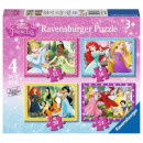 Kirakós játék DisneyPrincess Disney Princess puzzl