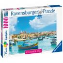 Puzzle 1000 pieces Mediterranean Malta