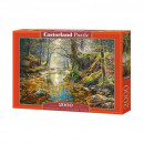 Puzzle 2000 pieces Memory from the autumn forest