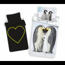 Fotoprints Sweet home Penguins con efecto respland