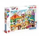 Puzzle de 60 piezas de Luna Park