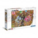 Puzzle 6000 piezas Mordillo El Beso
