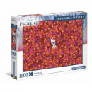 Puzzle Disneyfrozen Puzzle 1000 pieces Impossi