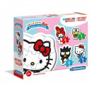 Puzzle Hello Kitty Puzzle My first Helium puzzle
