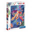 Puzzle de 180 piezas - Sirenas