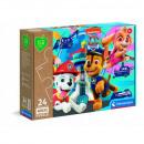 Puzzle 24 piezas Maxi Play For Future - Psi Patr