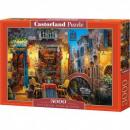 Puzzle 3000 uds. Un lugar único en Venecia