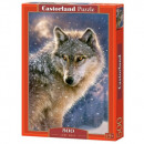 Puzzle Wolf Puzzle 500 Elements, Lone Wolf