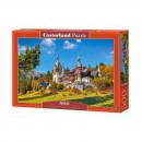 Puzzle 500 pieces Peles Palace, Romania