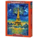 Puzzle 1500 pieces Paris