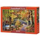 Puzzle 1000 pieces of Brathay Bridge