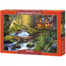 Puzzle 1000 pieces Creek Side Comfort
