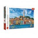 Puzzle 2000 piezas Rovinj Croacia