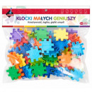 Puzzleblöcke 75 Teile