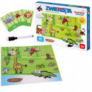 Magnetpuzzles - Tiere