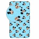 Mickey Mickey Blue sheet