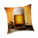 Photoprints Sweet home Beer Pillow
