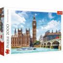 Puzzle 2000 pieces - Big Ben London England