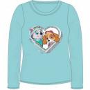 Großhandel Lizenzartikel: PSI-PATROUELLE ( Paw Patrol ) T-Shirt Mädchen Pfau