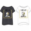 Großhandel Fashion & Accessoires: SnoopyT-Shirt DAMEN FÜR SCHLAF SN 53 04 486
