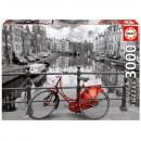 Puzzle 3000 pieces, Amsterdam
